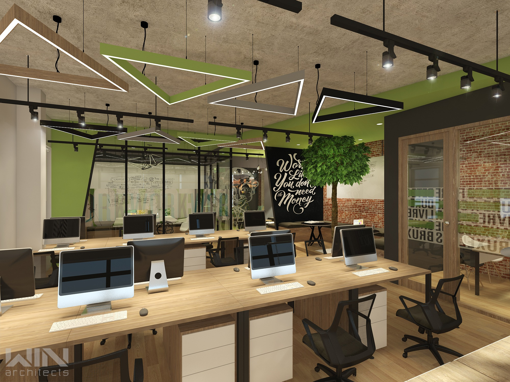 Star Media office | F 3, 202 Ly Chinh Thang st, D.3, HCMC | 260m²