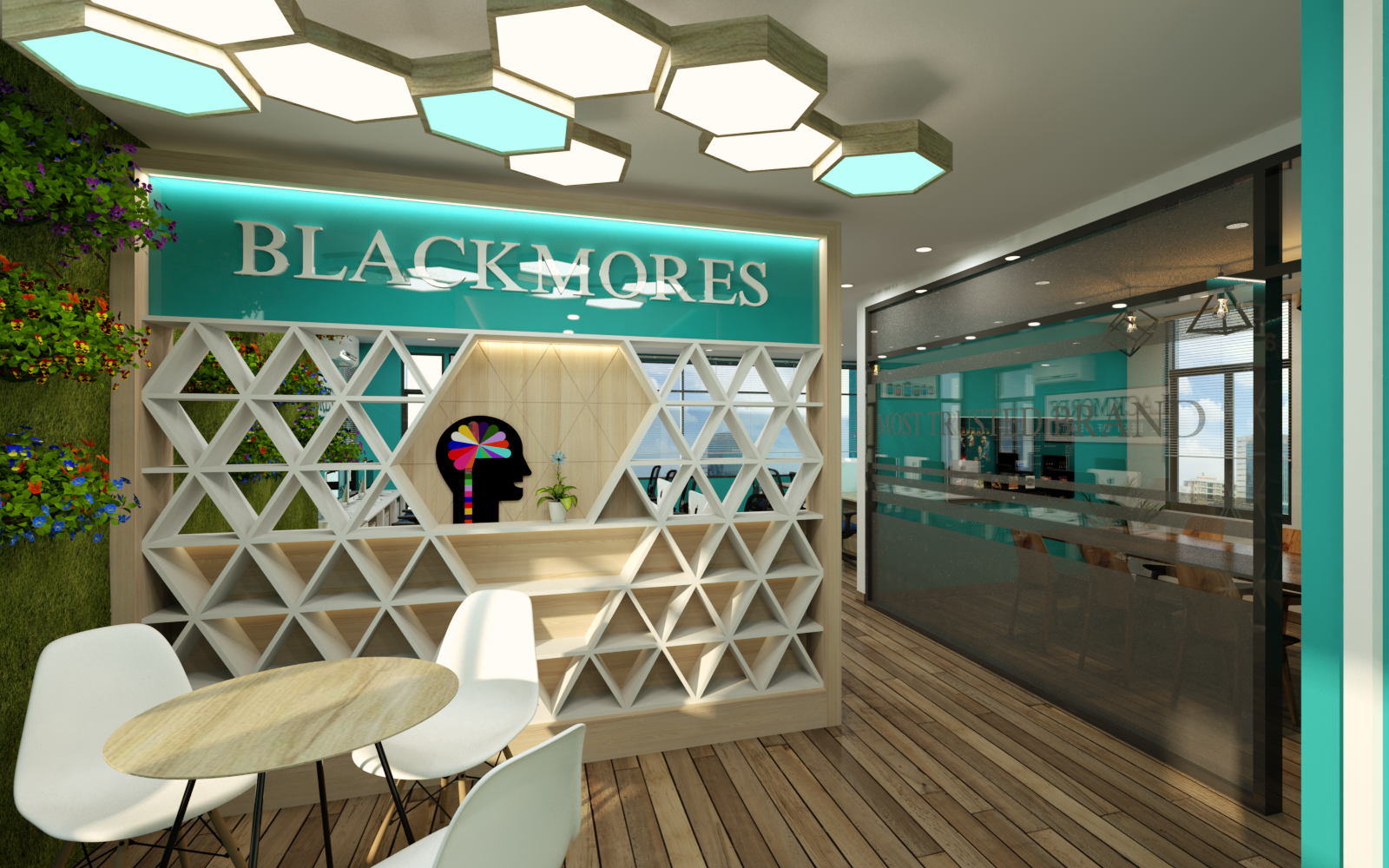 Blackmores office | F 9, 202 Ly Chinh Thang st, W.9, D.3, HCMC
